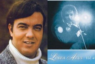 Capa dos álbuns Erasmo Carlos 1967 e Línea Azul - Vol IV