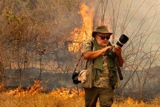 imagem do livro Pantanal – Serra do Amolar