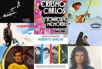 Capa dos álbuns