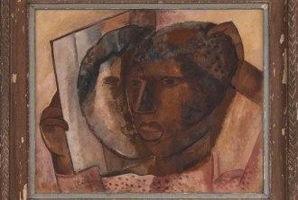 Crédito: Óleo sobre tela de Lasar Segall, 1928