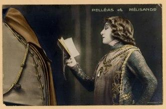 Peça Pelléas et Mélisande, de Maurice Maeterlinck
