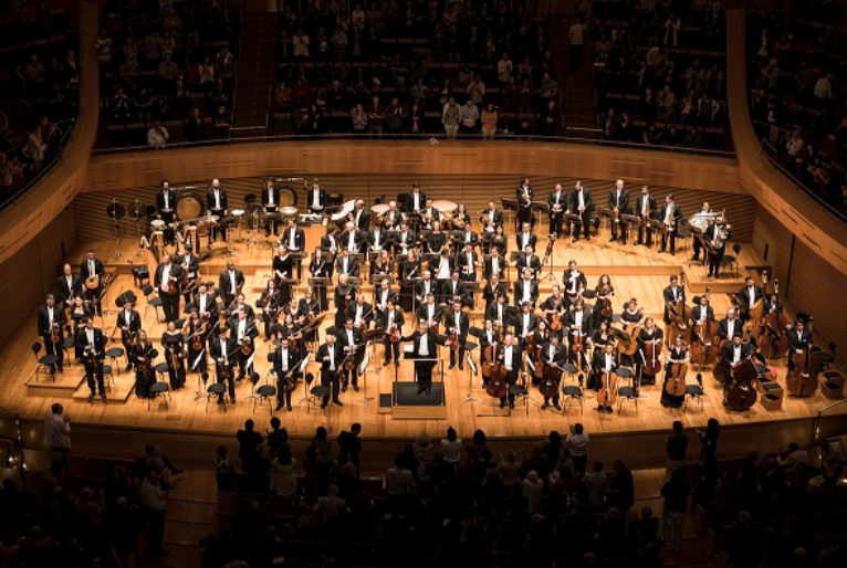 Orquestra Filarmônica de Minas Gerais.