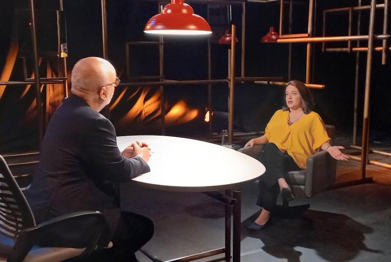 TV Cultura/Gelse Montesso