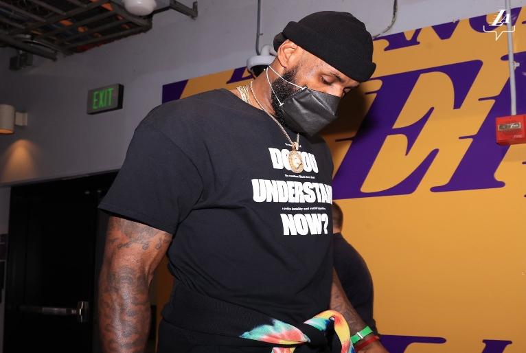 Reprodução/Los Angeles Lakers