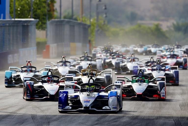 Divulgação/Fórmula E