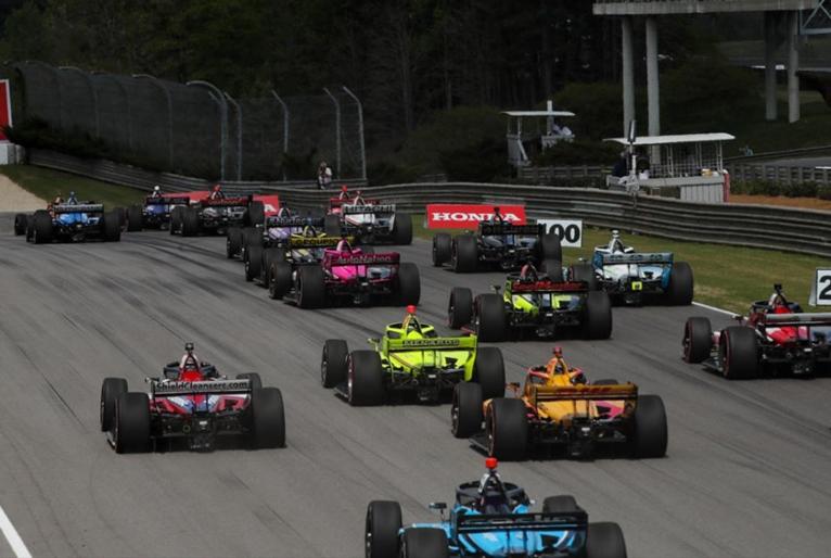 Divulgação/Fórmula Indy