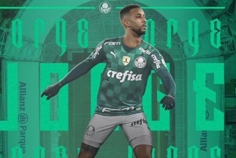 Reprodução/Instagram Palmeiras
