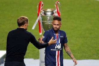 Reprodução/Twitter/UEFA Champions League