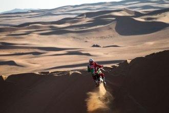Divulgação/Rally Dakar