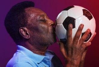 Reprodução/Instagram @Pelé