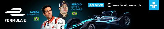 Fórmula E AO VIVO