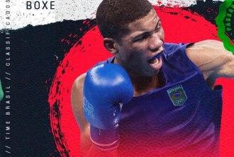 Reprodução/Facebook/Confederação Brasileira de Boxe