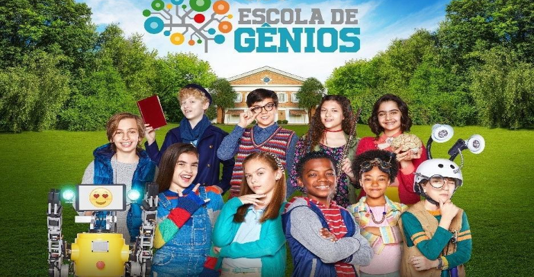 Escola de Gênios