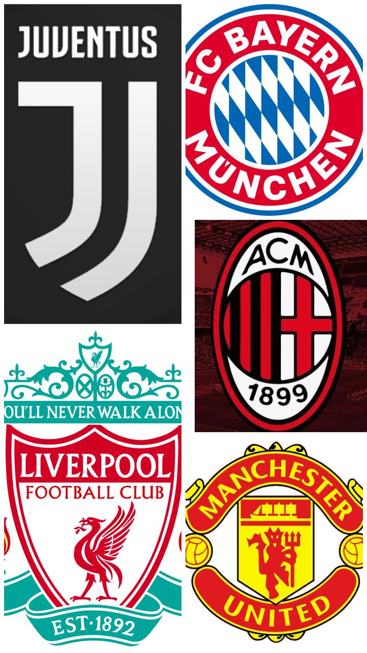 Gigantes europeus que já caíram para a segunda divisão