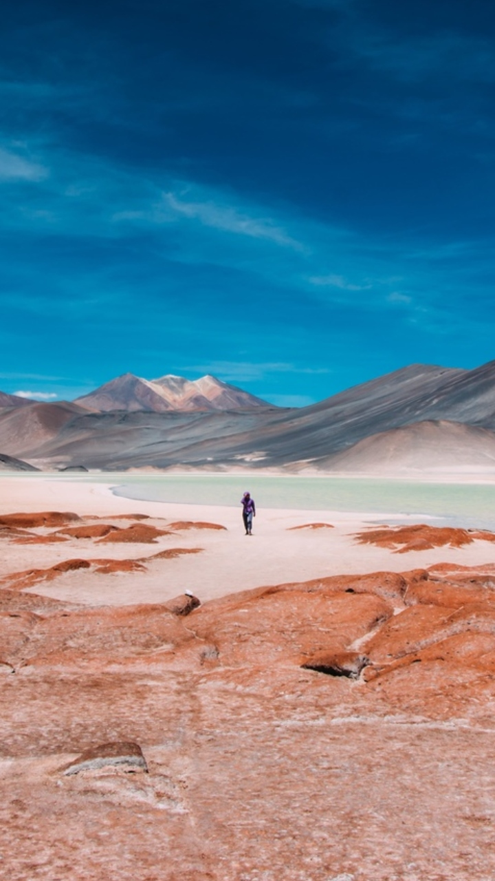 Cinco desertos que valem a pena explorar