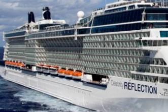 Cinco navios luxuosos ao redor do mundo