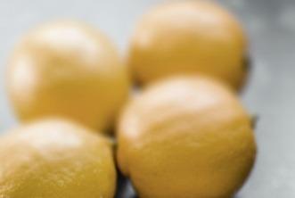 Cinco receitas com limão